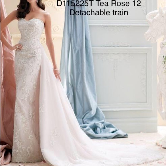 4ce05d9470bc9e David Tutera Dresses | Cielo Bridal Wedding Gown Dress 12 | Poshmark